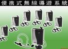 无线导游系统电路板抄板及二次研发
